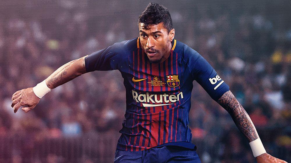 Barcelona ameaça ir à justica sobre alegações a respeito da contratação de Paulinho