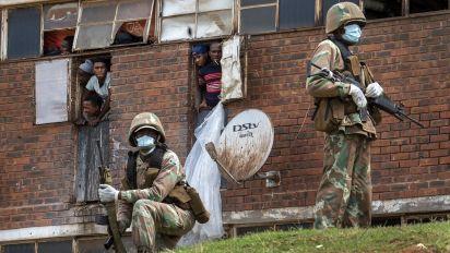 Coronavirus poses 'existential threat' to Africa
