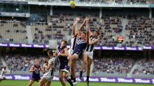 Taberner leads Dockers to upset AFL win