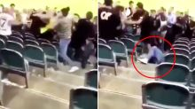 AFL season opener marred by fan's sickening KO punch