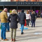 Debenhams reveals date its last shops will close