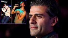 El pasado gamberro y punk de Oscar Isaac antes de Star Wars y Marvel
