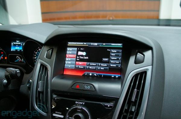 Ford sells its 5-millionth vehicle with SYNC: that's a lot of media-savvy cars