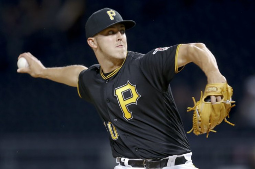Pirates right-hander Jameson Taillon is ready to return following his testicular cancer diagnosis. (AP)
