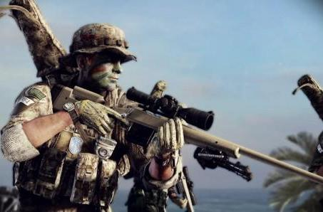 One shot, one kill: Medal of Honor: Warfighter takes us to sniper school