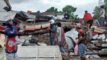 Antisipasi Penjarahan Bantuan Logistik Gempa Sulbar, Polisi Lakukan Ini