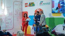 LEGO Italia e Trenitaliainsieme per l'arrivo di LEGO Super Mario