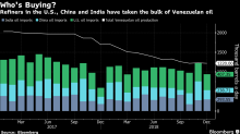 U.S. Ban May Offer China and India Feast of Cheap Venezuelan Oil