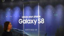 Samsung lanza una actualización tras el problema de pantalla del Galaxy S8
