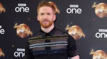 Strictly Come Dancing's Neil Jones has been tattooing himself during lockdown