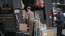 UPS to deliver about 32M packages daily during holidays