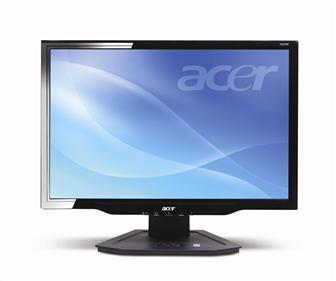 Acer releases new xSeries LCD monitors