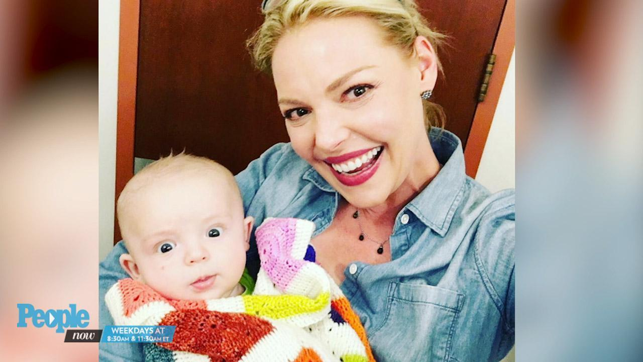 Katherine Heigl Gets Candid About Her 50-Lb. Weight Gain ...
