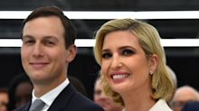 Ivanka Trump, Jared Kushner enjoy 'beautiful dinner' at Camp David for 10th wedding anniversary
