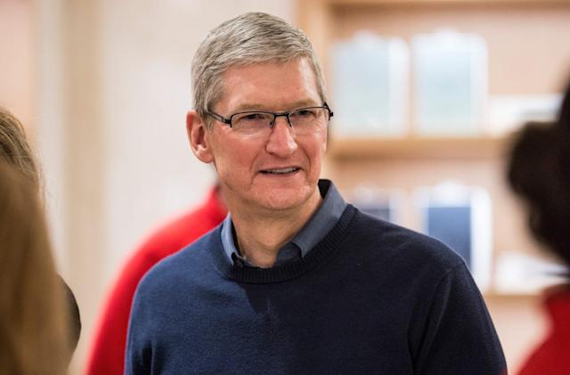 Tim Cook wants the US to reform its intelligence policies