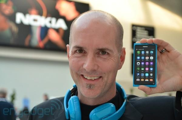 The Engadget Interview: Nokia's Peter Skillman talks design (video)