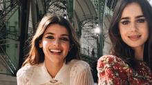 Calu Rivero, la elegida de Chanel en París