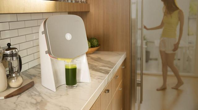 Juicero admits its hype machine is still too expensive