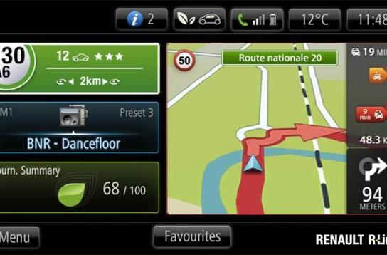 Renault debuts R-Link, an in-dash Android system with app market