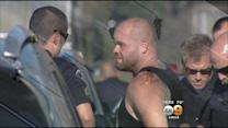 Police Scour 91 Freeway For Evidence In Car-To-Car Shooting