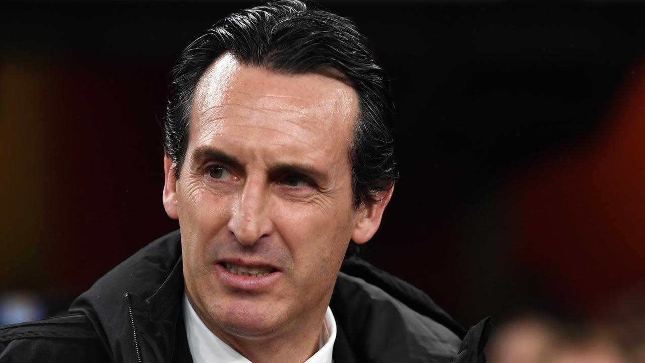 Hasil gambar untuk Unai Emery: Some Arsenal players had bad attitudes during my reign