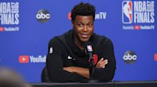 Kyle Lowry impressed by kid reporter's question ahead of Game 5
