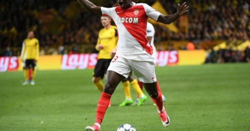 Foot - C1 - Monaco - Monaco : Benjamin Mendy touché aux ischio-jambiers