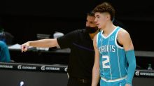 NBA's Rookie of the Year award has Hornets' LaMelo Ball motivated for next season