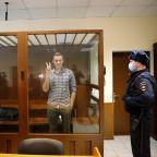 Vladimir Putin won't guarantee opposition leader Alexei Navalny will leave prison alive