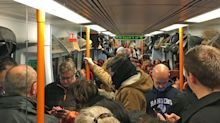 Tackle overcrowding by 'hiding' trains from passengers, Government suggests