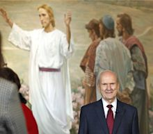 Mormon Church Appoints 93-Year-Old Russell M. Nelson as Its New President