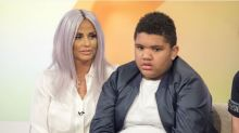 Katie Price 'terrified' after blackmailers threaten to brutally assault her disabled son Harvey 'unless she pays £50,000'