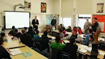 SF district attorney talks to kids about cyberbullying