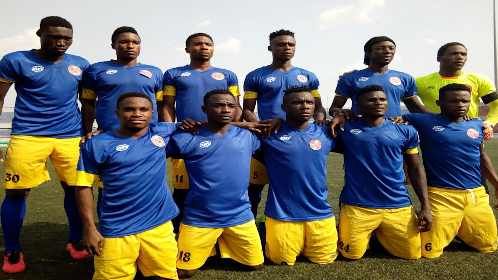I want to remain in the Nigeria Professional Football League - ABS' Anaekwe