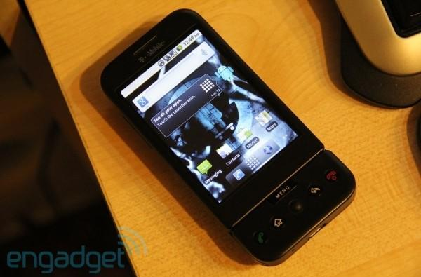 Cyanogen squeezes Android 2.2 Froyo into G1, MyTouch 3G