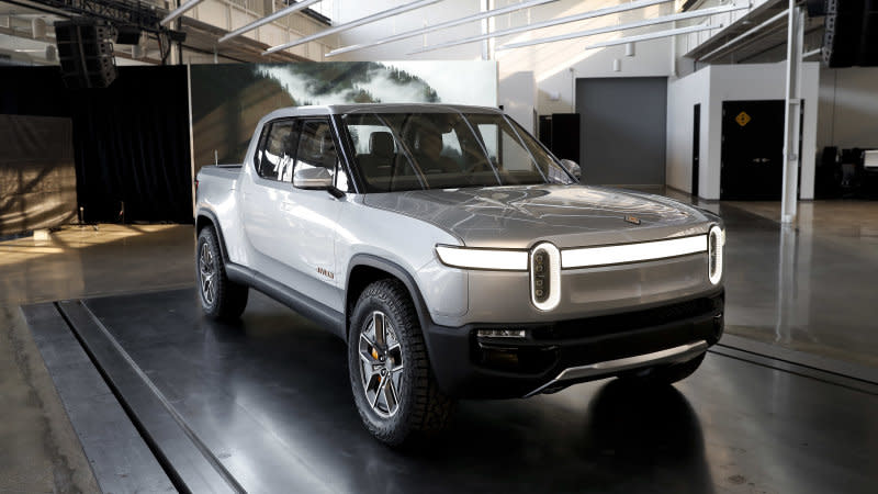 Rivian is close to raising funds at $25 billion valuation