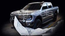 Next-gen Ford Ranger images allegedly leak out