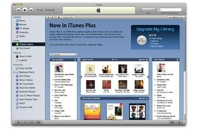 iTunes Plus debuts DRM-free music