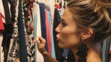 Olivia Culpo has fun creating '80s prom-style looks in 'Closet Raiders'