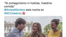 Amaia Montero conquista Twitter con su respuesta a este mensaje sobre 'MasterChef' (TVE)