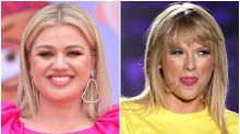 Kelly Clarkson Thinks She's Come Up With A Solution To Taylor Swift's Back Catalogue Woes - Re-Record And Re-Release Everything