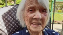 104-year-old who survived two world wars, the Spanish flu and coronavirus shares secret to her long life