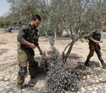 Syrian missile explodes near Israeli nuclear reactor