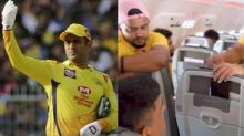 'Your Legs are Long': Dhoni Gives up Business Class Seat on Flight to UAE, His Selfless Act Goes Viral