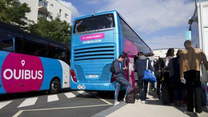 Toulouse : un conducteur Ouibus oublie une passagère et veut jeter son sac