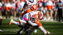 Clemson football player charged after collision that severely injured mail carrier