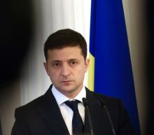Zelensky says Ukraine getting 'tired' of Trump scandal