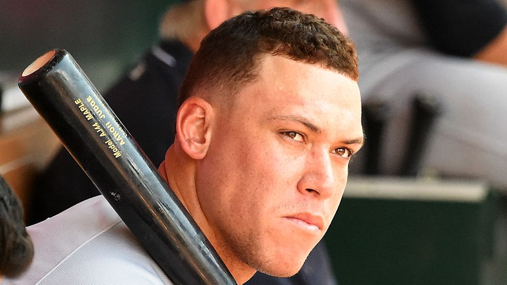 Yankees slugger Aaron Judge invited to Home Run Derby