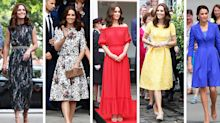 Royal tour of Poland and Germany 2017: Every outfit worn by the Duchess of Cambridge