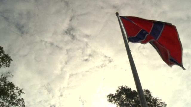 Virginia group raises Confederate flag near highway, prompting online petition